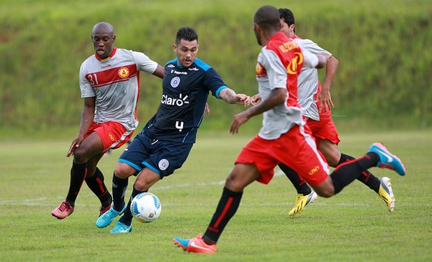 São Bento x Atlético Sorocaba (Foto: Divulgação/ Jesus Vicente)