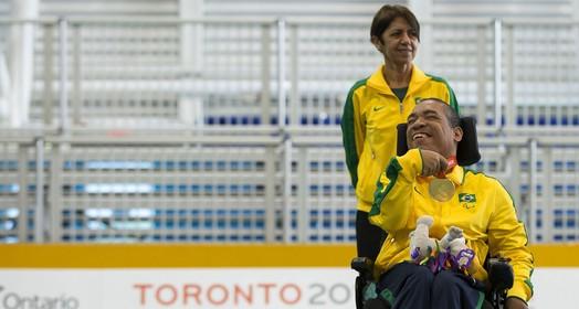 trilha do ouro (Comitê Paralímpico Brasileiro)