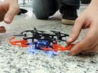 Universitários fazem competição com drones 'caseiros' em Sorocaba; vídeo