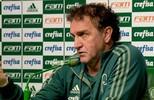"""""""Quando o presidente achar que devo sair, eu saio"""" diz Cuca sobre pedido de organizada do Palmeiras"""