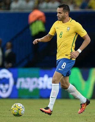Renato Augusto Brasil x Colombia (Foto: Pedro Martins / MoWA Press)