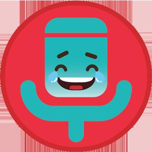 emoji the voice kids rindo (Foto: Gshow)