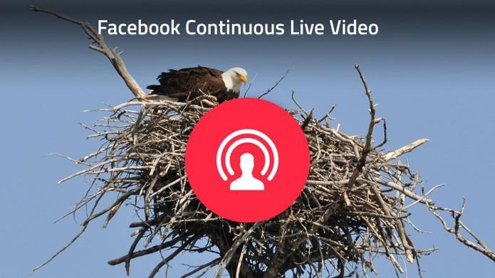 Novas ferramentas do Facebook permitem transmissões ao vivo sem limite de tempo (Foto: Reprodução/Facebook)