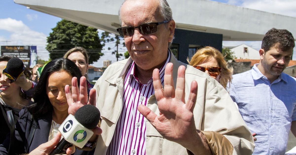 Adarico Negromonte tem prisão revogada pela Justiça - Globo.com