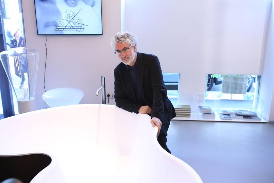 Galeria: Casa Vogue e Ágape celebram os 40 anos do studio mk27 em Milão (Foto:  )