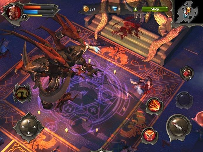 Dungeon Hunter 4 (Foto: Divulgação)