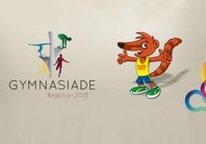 Logomarca das Olimpíadas Escolares Mundiais, que ocorrem em Brasília em 2013 (Foto: Divulgação)