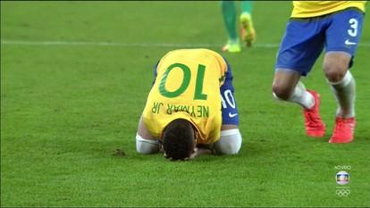 Melhores momentos: Brasil (5) 1 x 1 (4) Alemanha na decisão do ouro Olímpico
