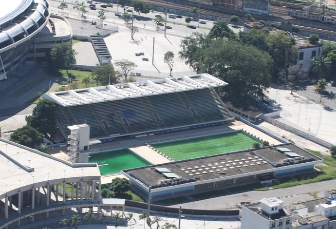 Parque aquático Julio De Lamare  (Foto: Mario Moscatelli)