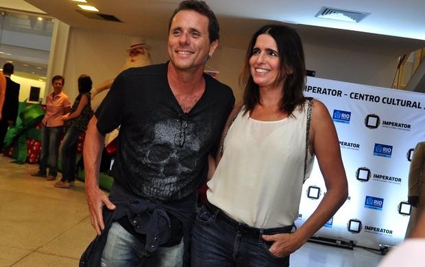 Malu Mader e Toni Beloto (Foto: Roberto Teixeira/EGO)