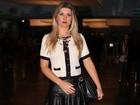 Internautas elegem Iris Stefanelli a mais bem-vestida do 1º dia da SPFW