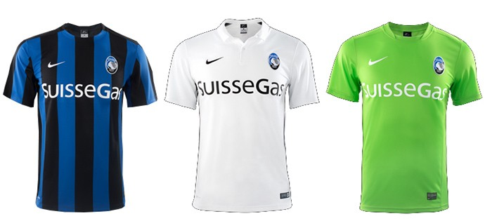"BLOG: Vestidos para o ""calcio"" na bota: veja as camisas do Campeonato Italiano 2015/16"