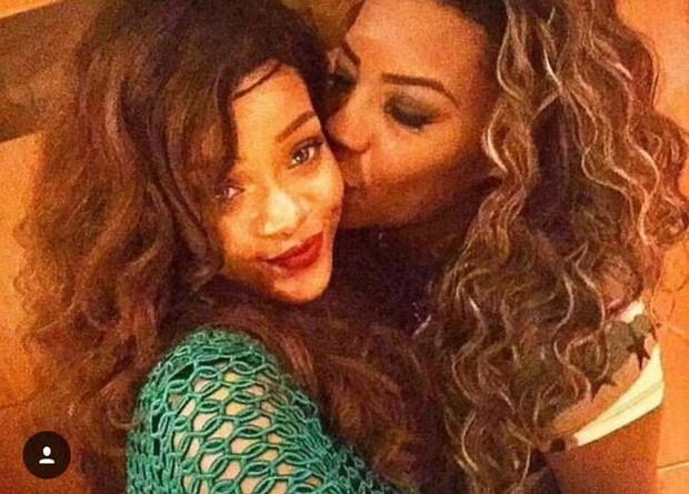 Rihanna e Ludmilla (Foto: Instagram / Reprodução)