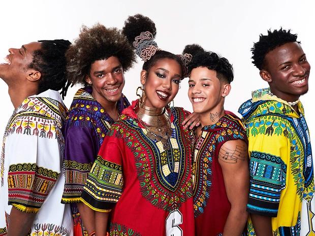 Dream Team do Passinho (Foto: Bob Wolfenson)