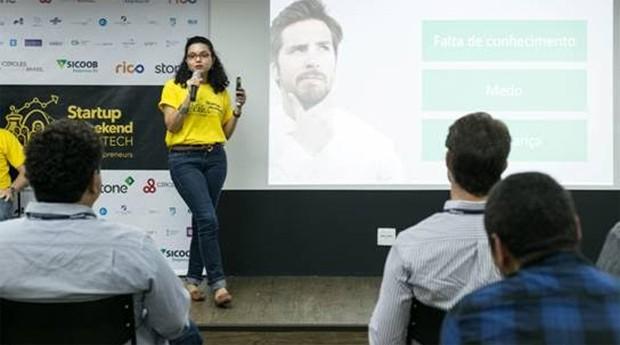 Stephanie Oliveira: 'Vamos trabalhar muito na programação para ter uma solução inovadora e também o lado educacional'  (Foto: Divulgação)