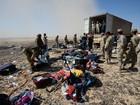 Só 'ação externa' pode explicar queda de avião russo no Egito, diz cia aérea