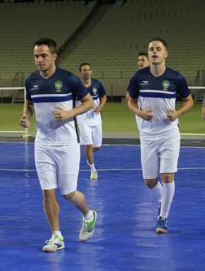 treino seleção brasileira futsal Castelão (Foto  Zerosa Filho CBFS) 48187683e9cbf