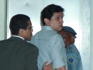Fábio Capita é suspeito de contribuir para assassinato de jornalista Décio Sá (Foto: O Estado)