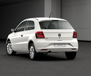 Volkswagen Gol 1.0 Trendline duas portas (Foto: Divulgação)