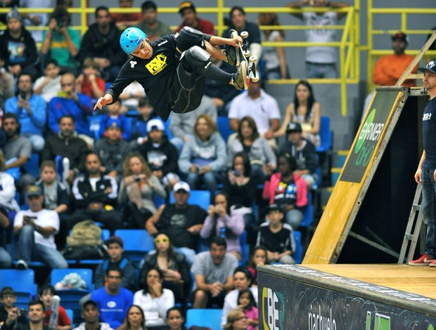 Dan Cezar Skate Pro Rad (Foto: Makarr&#227;o / Esporte Em A&#231;&#227;o.)