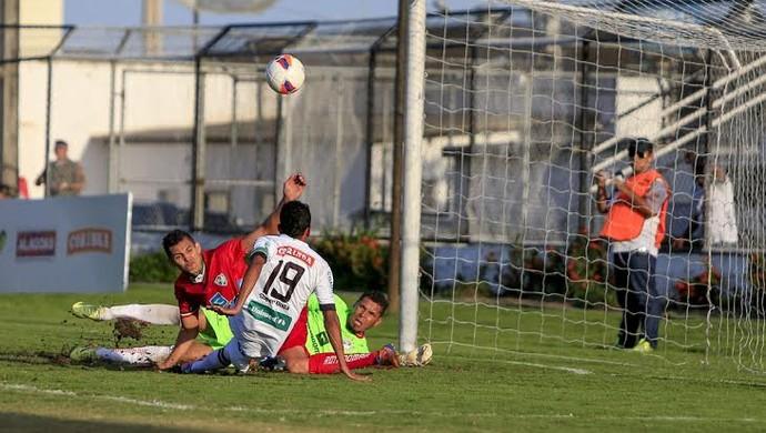 ASA x Salgueiro, jogo (Foto: Ailton Cruz / Gazeta de Alagoas)