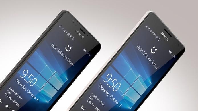 Lumia 950 XL (Foto: Divulgação)