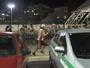 Torcidas organizadas se enfrentam em jogo de basquete do NBB em Salvador