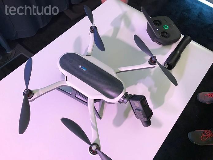 drone karma (Foto: Anna Kellen Bull/TechTudo)