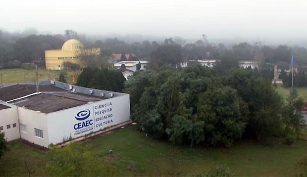 Vamos visitar o Centro de Estudos em Conscienciologia na região do Foz do Iguaçu (Foto: Reprodução/RPC)