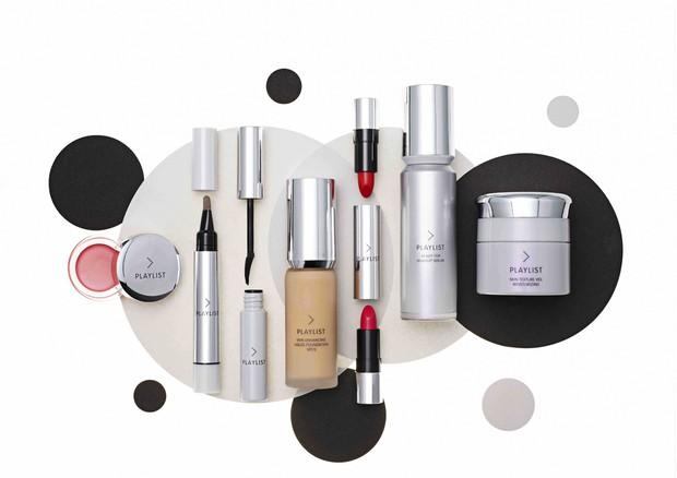 Playlist, a nova marca de beleza da Shiseido (Foto: Reprodução)