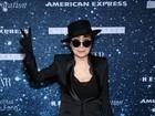 Yoko Ono lamenta morte de David Bowie: 'Doces memórias'