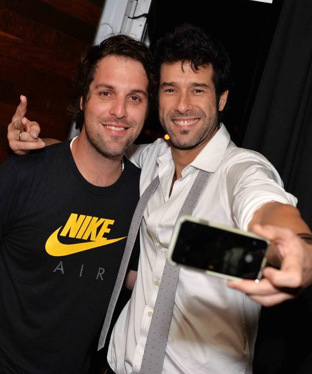 Rodrigo Lampreia e Daniel del Sarto (Foto: Divulgação/Ari Kaye)
