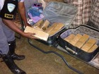 Passageira de ônibus é presa com maconha na bagagem em Penápolis