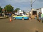 Motociclista morre em colisão com ônibus em bairro de Campo Grande