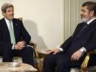 Chefe da diplomacia dos EUA pede união aos egípcios para sair da crise