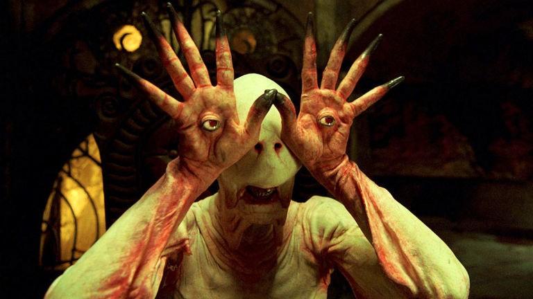O Homem Pálido, de 'O Labirinto do Fauno' (2006) (Foto: Divulgação)