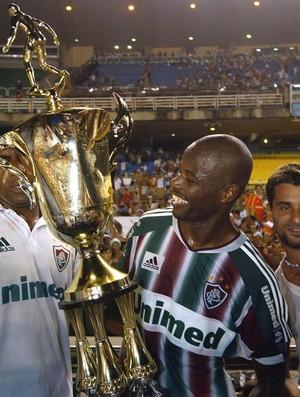 Marcão Fluminense x Volta Redonda 2005 (Foto: O Globo)