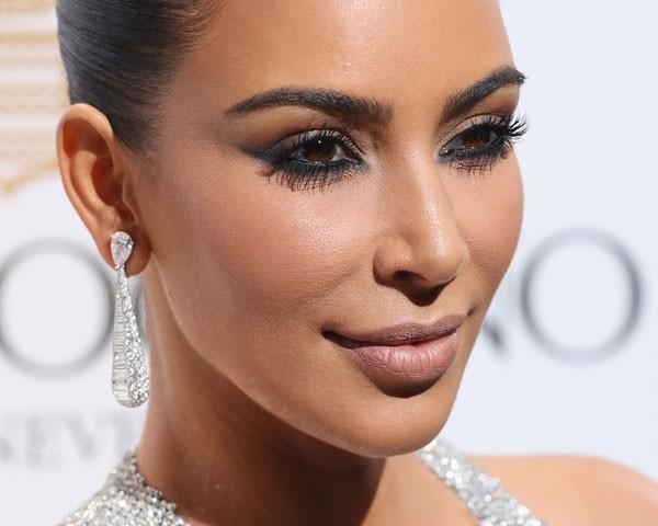 Kim Kardashian é adepta da Bichectomia (Foto: Getty Images)