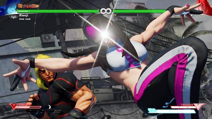 Como jogar com a lutadora Juri em Street Fighter 5 (Foto: Reprodução/Felipe Vinha)