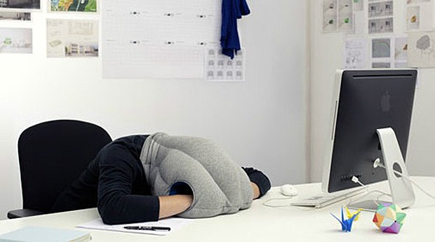 Travesseiro avestruz (Foto: Divulgação)