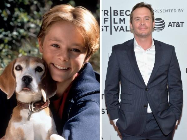 O ex-astro infantil Blake Heron, protagonista de Shiloh: O Melhor Amigo (1996) (Foto: Reprodução/Getty Images)