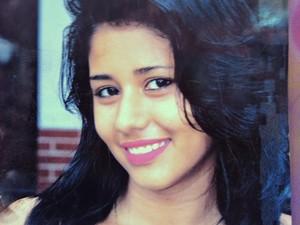 Anna Cristina morreu após ser baleada em Manaus (Foto: Arquivo Pessoal)