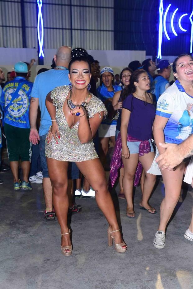 Cinthia Santos (Foto: Leo Franco / AgNews)