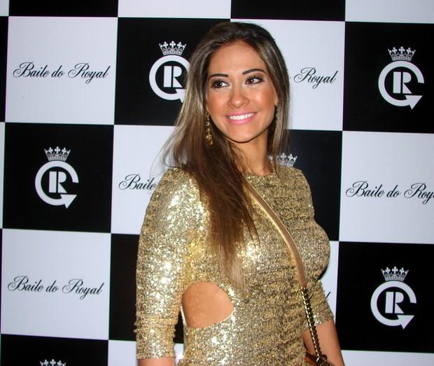 Mayra Cardi (Foto: Renan Katayama / Agência Flash Glamour)