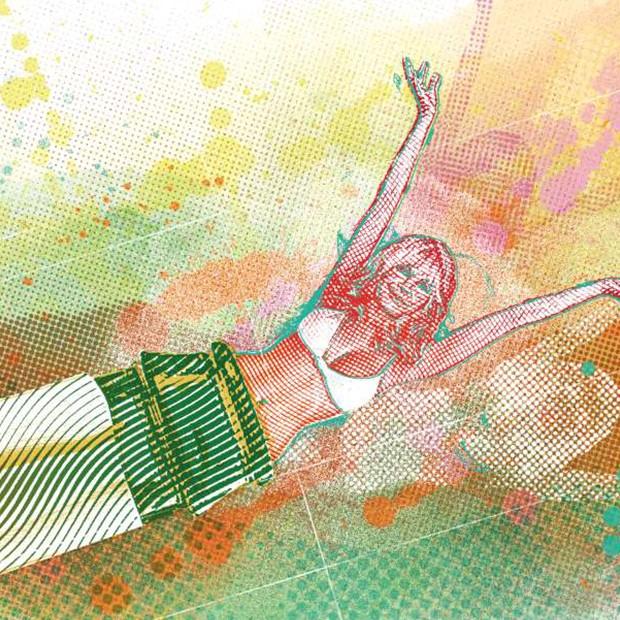 Ilustração Diálogos (Foto: Marcelo Calenda)