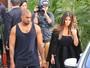 Kim Kardashian estaria pensando em se separar de Kanye West, diz site