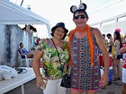 FOTOS: 3º dia de Carnaval tem Bloco dos Sujos e Urubu Cheiroso em Rio Branco