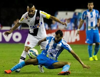 Vasco x Avaí (Foto:  Paulo Fernandes/Vasco.com.br.)