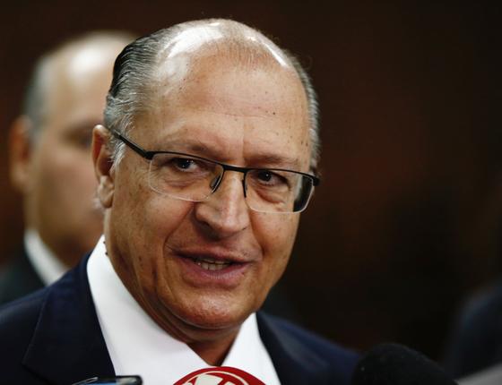 O governador de São Paulo Geraldo Alckmin (Foto:  Adriana Spaca/Brazil Photo Press/Folhapress)