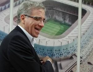 ricardo leitão arena pernambuco (Foto: Terni Castro / GloboEsporte.com)